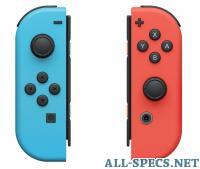 Nintendo Аксессуар Joy-Con Red-Blue ACSWT5 51070220