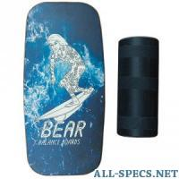Bear Archery Балансборд BALANCE BOARDRIDERS SURFMAN 8201055
