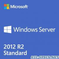 Lenovo 4xi0e51561 программное обеспечение windows server 2012 r2 standard rok, 64bit 110240
