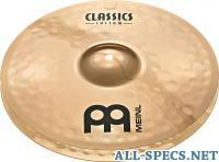 Meinl 14 Medium Hi-Hat Classics Custom Hi-Hat
