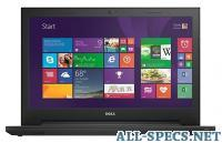 "DELL INSPIRON 3541 (E1 6010 1350 Mhz/15.6""/1366x768/2.0Gb/500Gb/DVD-RW/AMD Radeon R2/Wi-Fi/Bluetooth/Win 8 64)"
