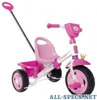 KETTLER 8847-400 Kettrike Happy Plus Princess